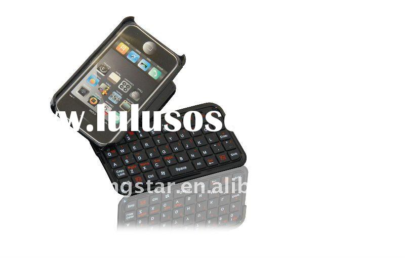 Mini Bluetooth Keyboard-For iPad/iphone 4.0 OS/PS3/Smart phone/PC/HTPC Bluetooth 2.0