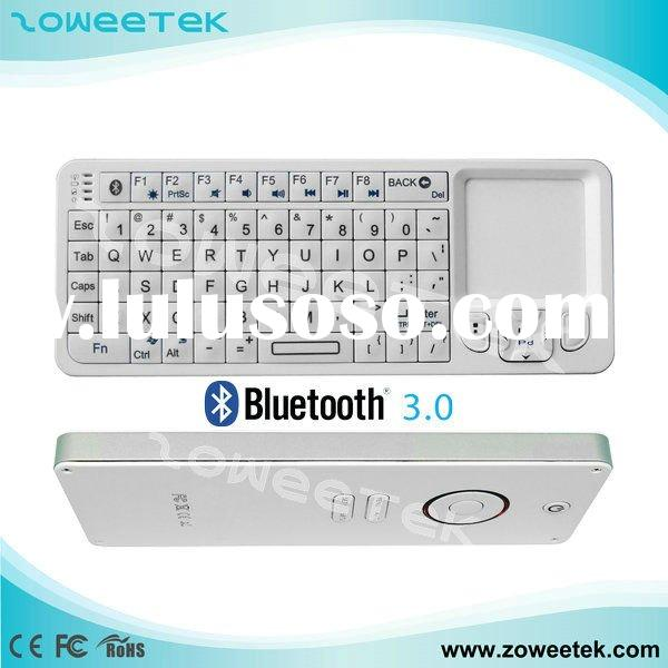 Mini Wireless Bluetooth Keyboard and Mouse Remote Control