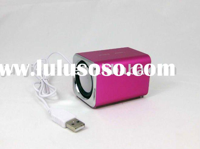 Mini speakers Music Angel speaker mp3 speaker sound cube speaker