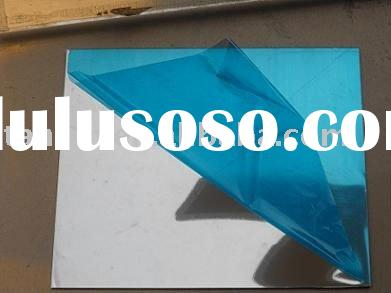 Mirror Finish Aluminum Sheet for Reflectorized Material