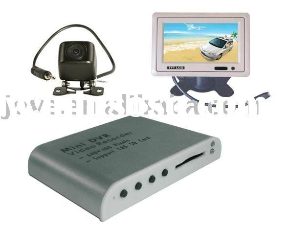 Mobile Car DVR Vehicle DVR Surveillance Equipment