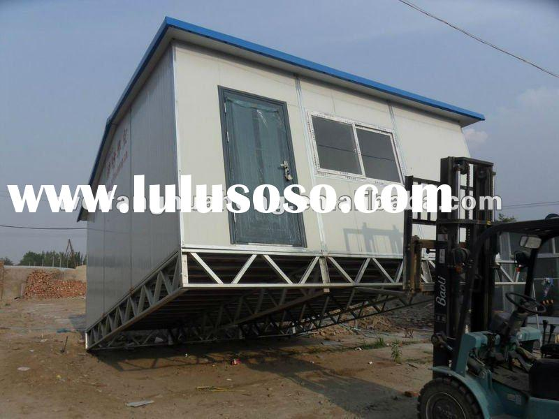 Modern Economic Structural Insulated earthquakeproof panel prefabricated house