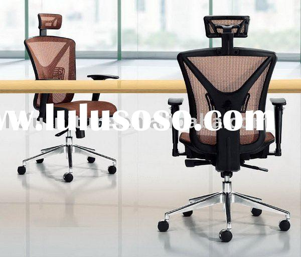 Modern Mesh Office Chair With Headrest AS07#