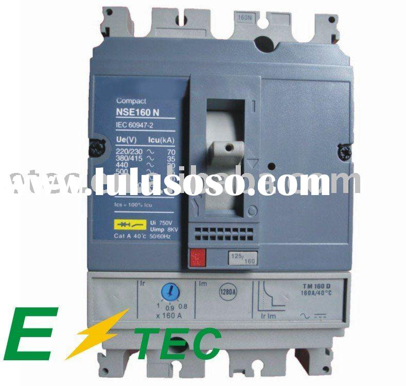 Moulded Case Circuit Breaker/MCCB/NS MCCB