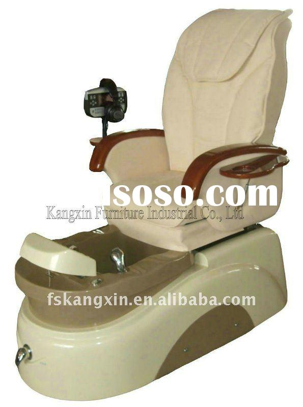 NEW LOOKING FOR 2012 NEW YEAR salon pedicure spa massage chair KZM-S0387 (3D Massage Function)