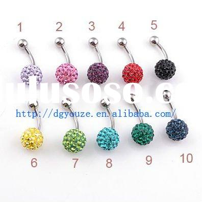 Navel Ring/Belly Button Rings/Navel Piercing/Belly Ring