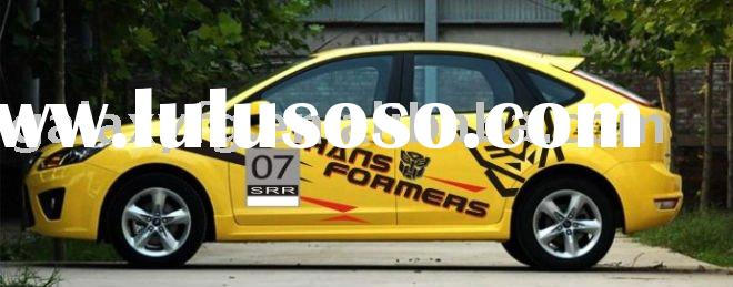 New Vehicle Wrap Car/Auto Body Vinyl Graphic Custom Stickers XY-252 Transformer