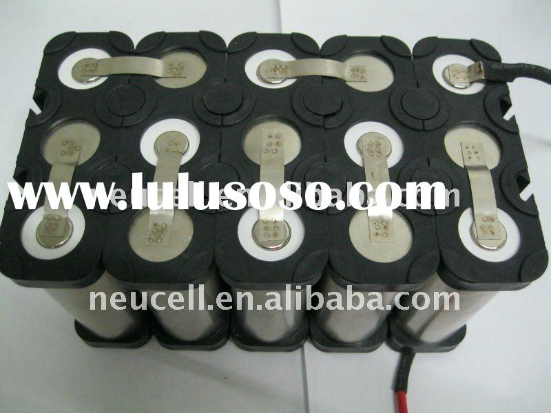 NiZn 12Ah 24V Rechargeable Battery Pack