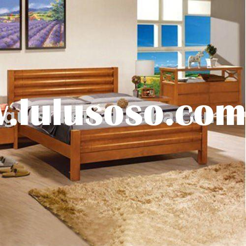Bedroom furniture oak wood