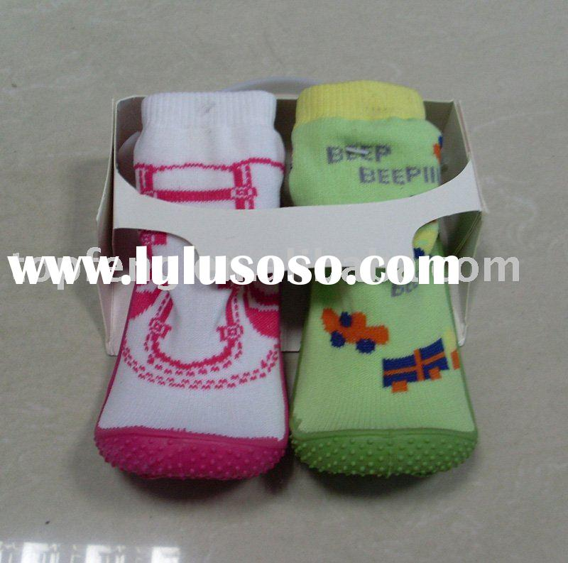 Non-slip shoes socks (baby and children)