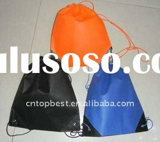 Non-woven Drawstring bag for promotion