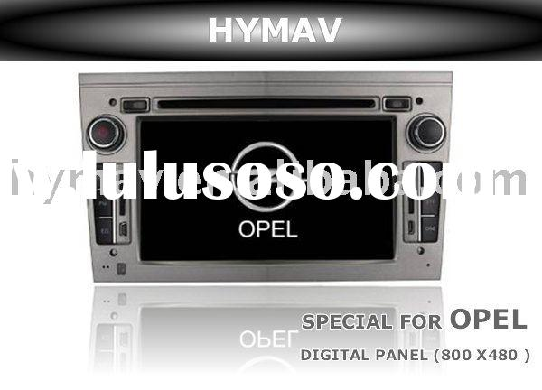 OPEL ASTRA/SUV ANTARA 7 inch double din car dvd player with GPS/DVB-T/Canbus