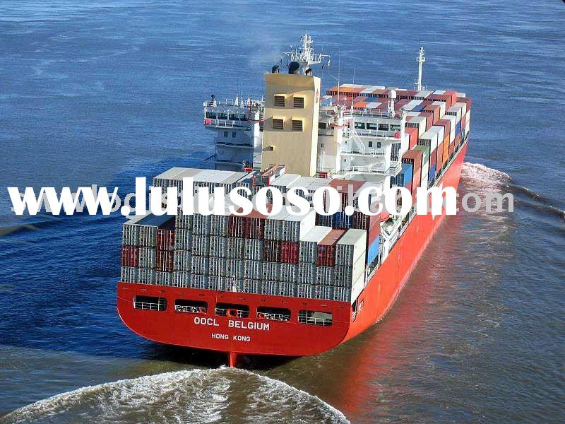 Ocean Freight from China to Bangkok(SCT, TPT, PAT), Thailand, Southeast Asia