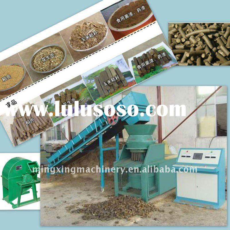 Offer propular Wood pelletizer machine use wood chip