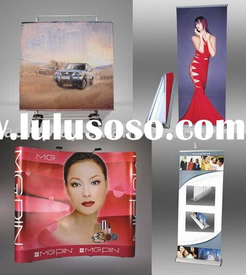 Outdoor banner stand (Pop up banner stand)