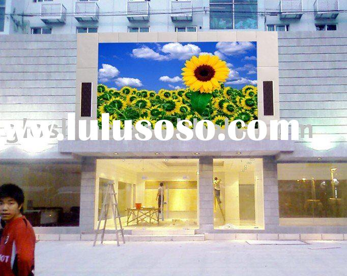 P20 outdoor advertising LED display screen