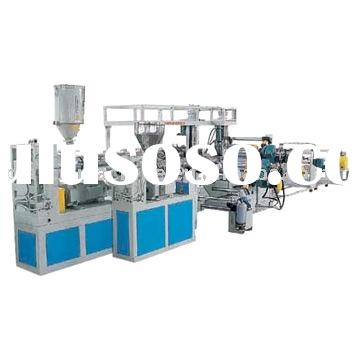 PET/PVC/ABS Multiple Layer Extruding Production Line