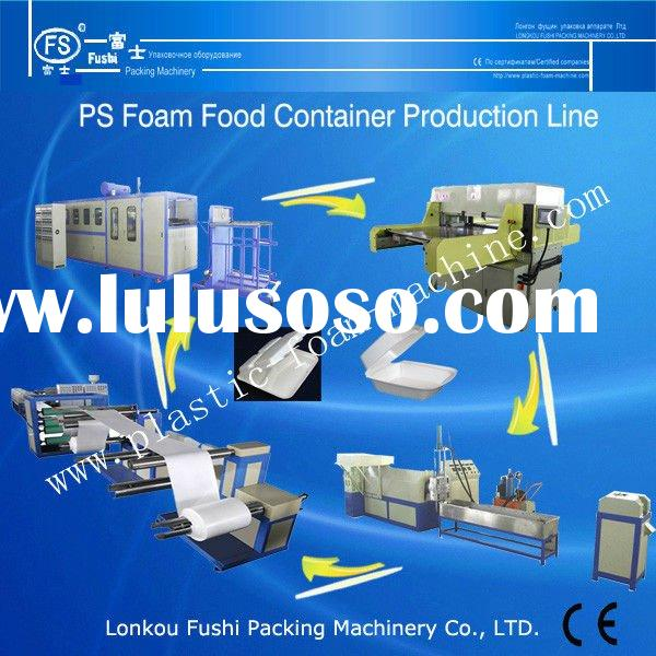 PS Disposable Food Container Production Line(FS-CH)