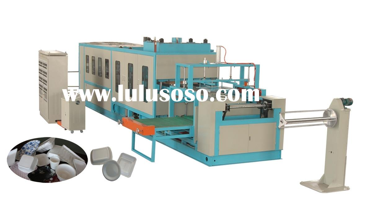 PS foam vegetable tray making machine