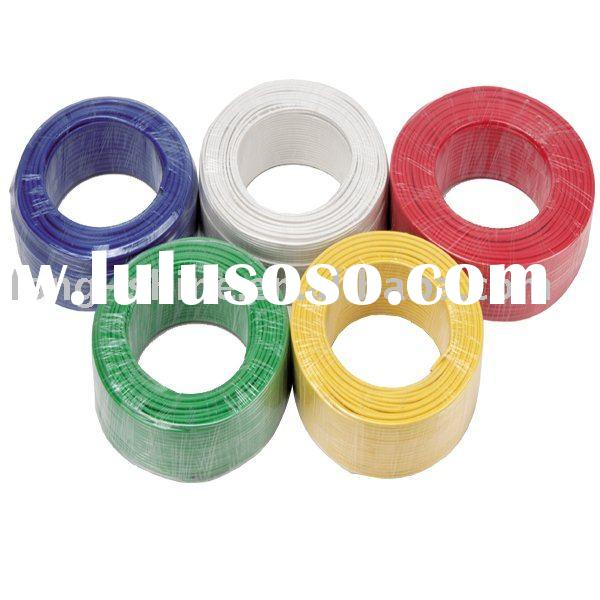 Flex Pvc Insulated Cable : Pvc insulated flexible cable