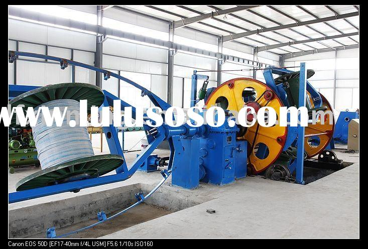 PVC Insulated Power Cable Machine