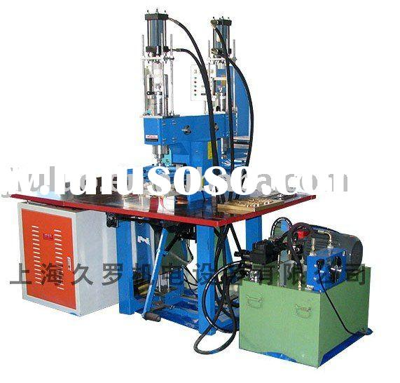 PVC,PET blister packing machine for welding leather stamp, logo, writing case, toys, plastic blister