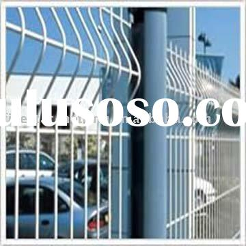 PVC and then Electro Galvanized Welded Wire Mesh Fence Panel