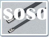 PVC coated stainless Steel Cable Tie
