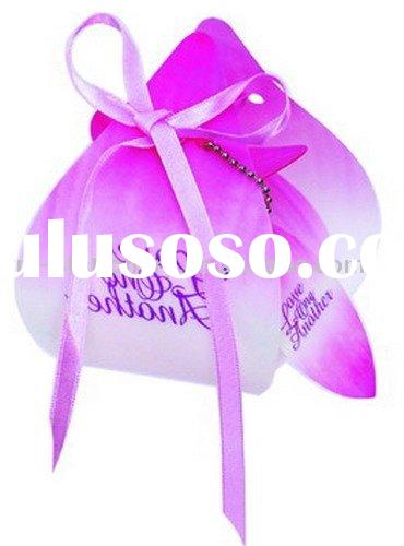 Pastry plastic door gift box packaging