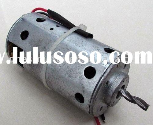 Permanent Magnet DC Brushless Motor