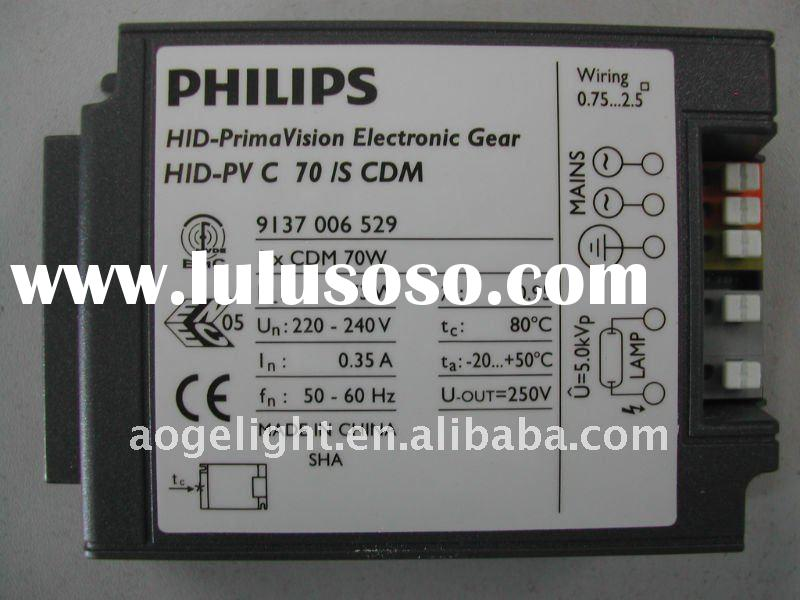 Philips Electronic Ballast HID-PVC for CDM / Metal Halide Lamp