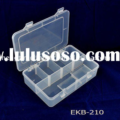 Plastic Compartment Boxes
