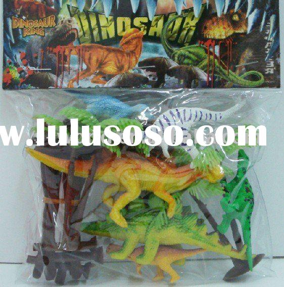 Plastic animal, PVC animal, toy animal, children toy, PVC figure, soft animal, PVC toy, Dinosaur set