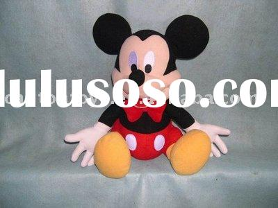 Plush toy battery operated mickey mouse with IC - CT-1687