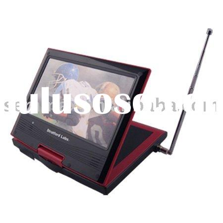Portable DVD Player TV built in ATSC Digital TV Tuner