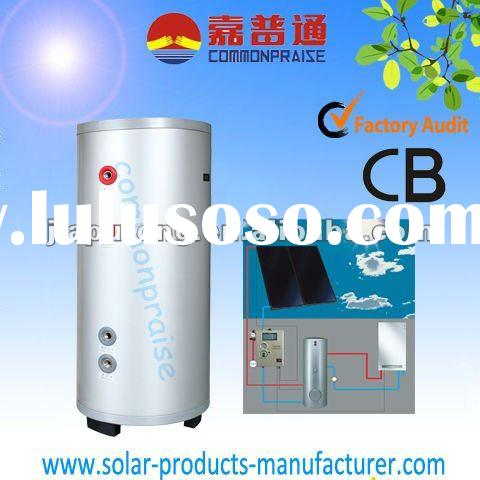 Pressurized Stainless Steel Solar Water Storage Tank