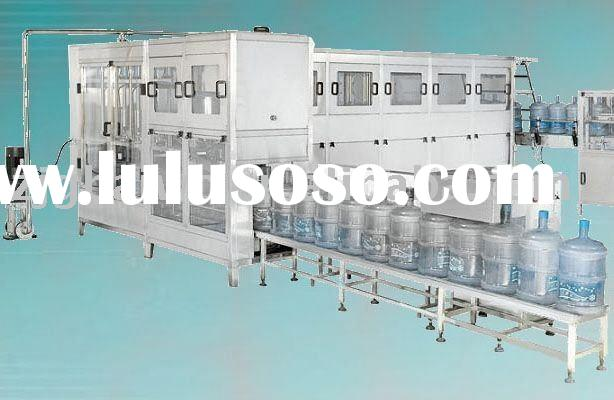 QGF-300 barrelled production line for water