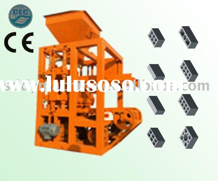 QT4-26 Manul Block/Brick/Paver Making Machine