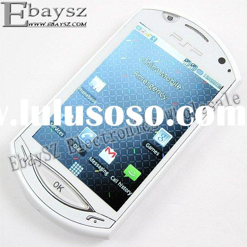 Quad-band Game NES 3.5-inch Touch Screen Dual SIM Cards Dual Standby JAVA Mobile Phone Paypal Q5
