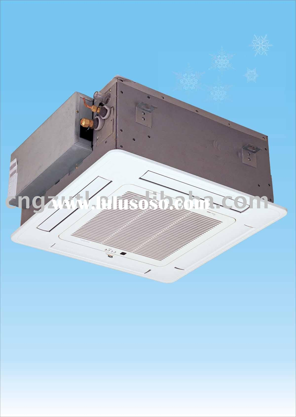 R410A DC INVERTER SPLIT CASSETTE AIR CONDITIONER