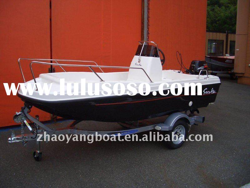RIB fiberglass boat engines for outboard