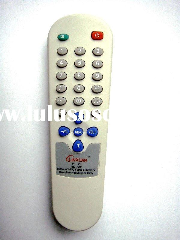 panasonic universal remote instructions