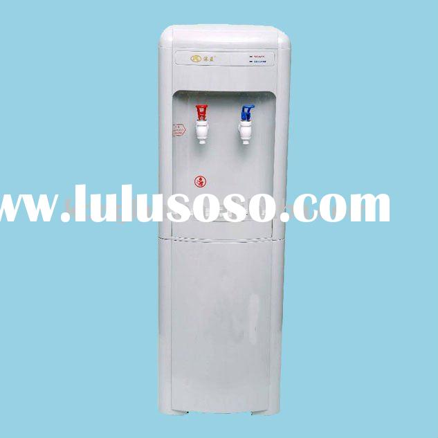 RO system floor standing cold and hot water dispenser,water filter