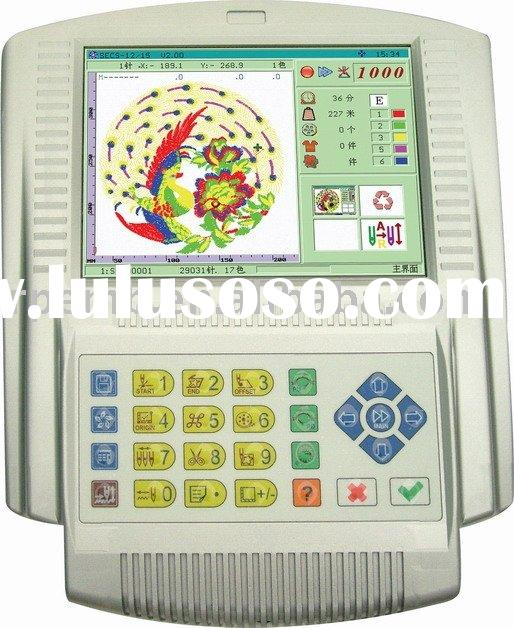 RP- SECS Series Computer Control System embroidery machine