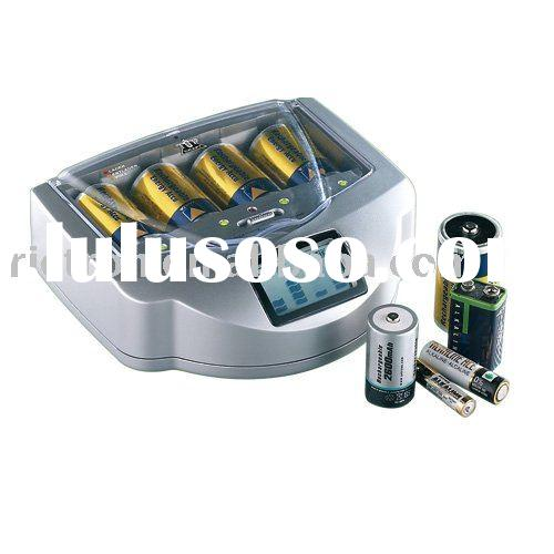Rechargeable Alkaline Battery Charger