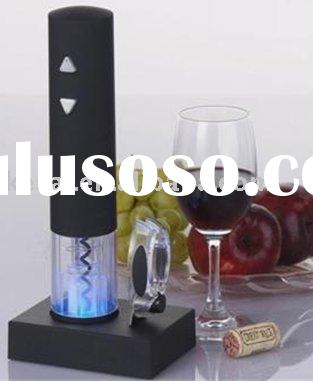 Rechargeable Electric Bottle Opener Electrical Corkscrew,Automatic Wine Bottle Opener KP1-48F3