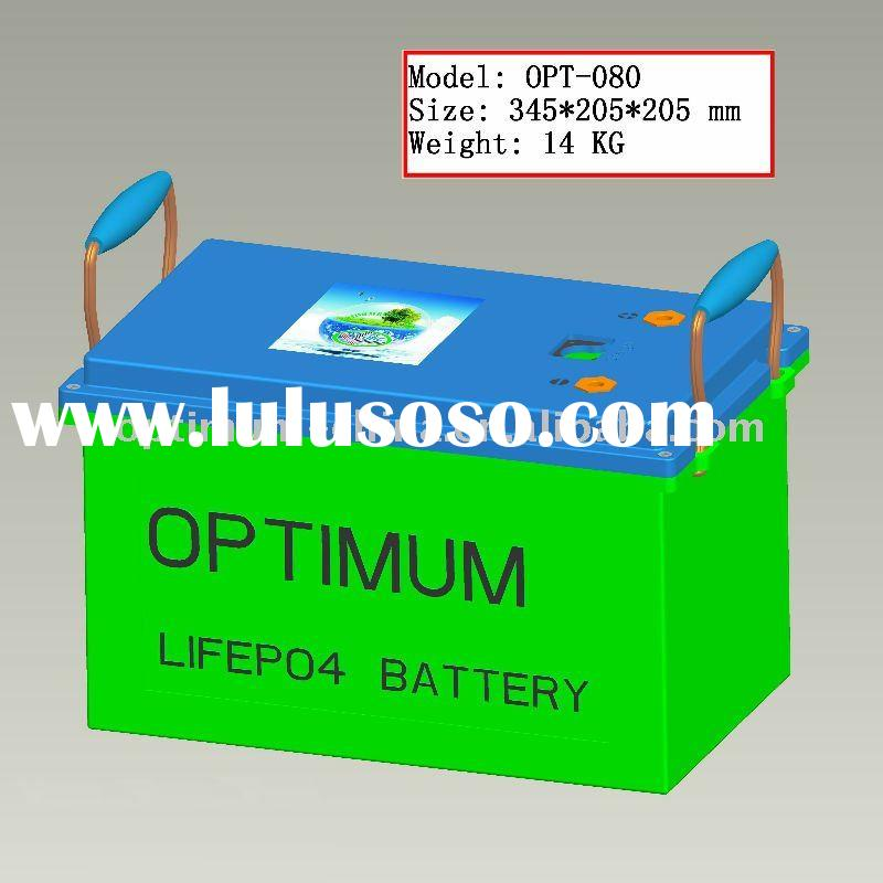 Rechargeable Lithium Battery For Solar Power Energy/UPS/Solar light 12v 100ah