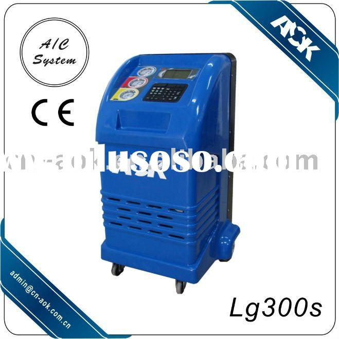 Refrigerant recovery and recycling machine LG300S