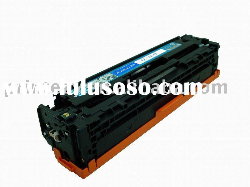 Remanufactured toner cartridge CB540A for use in HP Color LaserJet CP1215