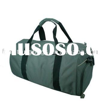 Roll Duffel Bag With Adjustable Shoulder Strap with Pad